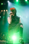 hollywood Undead - 2. 4. 2016 - fotografie 18 z 46