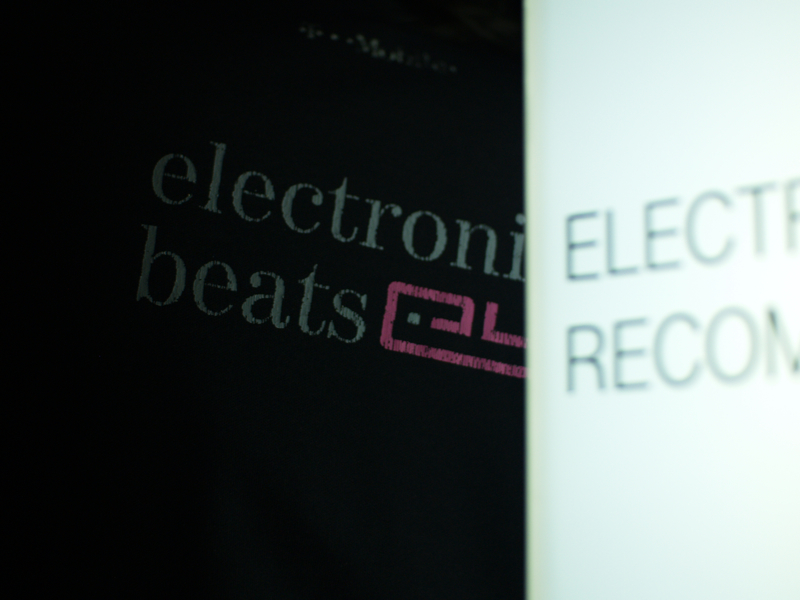 ELECTRONIC BEATS RECOMMENDS  - Středa 1. 12. 2010